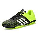 baratos Sapatos Esportivos Femininos-Mulheres Sapatos Couro Ecológico Primavera / Outono Conforto / Solados com Luzes Tênis Corrida Sem Salto Ponta Redonda Cadarço Azul /