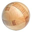 رخيصةأون ألعاب البازل الخشبية-وبان قفل التوتر والقلق الإغاثة / التركيز لعبة خشبي 1 pcs هدية