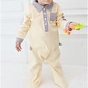 ieftine Set Îmbrăcăminte Băieți Bebeluși-Bebelus Băieți Activ Buline Manșon Lung Bumbac Salopetă