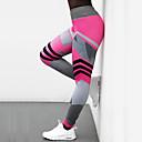 זול מכנסיים לנשים-צועד - קולור בלוק ספורטיבי מותניים גבוהים בגדי ריקוד נשים
