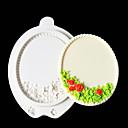 billige Dekorative gjenstander-Bakeware verktøy Silikon Multifunksjonell For kjøkkenutstyr Cake Moulds 1pc