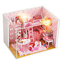 cheap Doll Houses-Classic Theme Classic 1 pcs Pieces Unisex Girls' Toy Gift