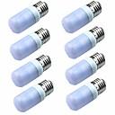 tanie Lampy stołowe-8 szt. 3 W 200 lm E14 / G9 / GU10 Żarówki LED kukurydza T 6 Koraliki LED SMD 5730 Dekoracyjna Ciepła biel / Zimna biel 85-265 V