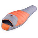 preiswerte Schlafsack & Campingbett-Shamocamel® Schlafsack Außen -10 ~ -5°C Mumienschlafsack Enten Qualitätsdaune warm halten Wasserdicht Extraleicht(UL) Videokompression für