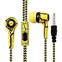 abordables Auriculares-3b01lsa15 auriculares de música estéreo de 3,5 mm en el oído del micrófono deporte universal para ip sams xiaomi android teléfonos móviles reproductor de música