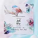 זול הזמנות לחתונה-כרטיס שטוח הזמנות לחתונה 20 באריזה 50 באריזה - ערכות הזמנות סגנון אמנותי נייר פנינה