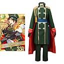 tanie Kostiumy anime-Zainspirowany przez IDOLiSH7 Cosplay Anime Kostiumy cosplay Garnitury cosplay Inne Długi rękaw Top / Spodnie / Rękawiczki Na Męskie / Damskie
