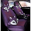 זול כיסויי למושבים לרכב-כיסויי למושבים לרכב משענות הראש כריות המותניים כיסויים טֶקסטִיל עבור אוניברסלי כל השנים כל הדגמים