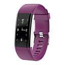 preiswerte Servietten-Ring-F7 Plus Smartwatch Android iOS Bluetooth Smart Schrittzähler intelligent AktivitätenTracker Schlaf-Tracker Sedentary Erinnerung / Herzfrequenzsensor / 350-400