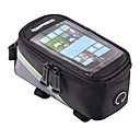preiswerte Verdunkelungsvorhänge-ROSWHEEL Handy-Tasche / Fahrradrahmentasche 4.2/5.5/6.2 Zoll Touchscreen, Wasserdicht, Reflektierend Radsport für Samsung Galaxy S6 / iPhone 5c / iPhone 4/4S Rot / iPhone 8/7/6S/6