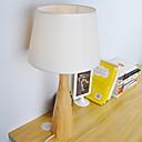 hesapli LED Şerit Işıklar-Geleneksel/Klasik Dekorotif Masa Lambaları Uyumluluk 220-240V Ahşap / Bambu