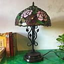 זול מנורות שולחן-מַתַכתִי דקורטיבי מנורת שולחן עבור מתכת 220-240V