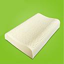 tanie Poduszki-Komfortowa - Najwyższa Jakość Natural Latex Pillow Chip Rozciągliwy / a Poduszka 100% naturalny lateks 100% bawełna