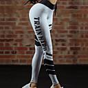 זול חצאיות לנשים-צועד - קולור בלוק, דפוס הדפס מותניים גבוהים בגדי ריקוד נשים