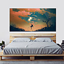 cheap Wall Stickers-Wall Decal Decorative Wall Stickers - 3D Wall Stickers Landscape 3D Re-Positionable Removable