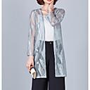 baratos Almofadas de Decoração-Mulheres Blusa Básico Sólido