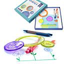 baratos Desenho Brinquedos-Brinquedo para Desenhar Tema Clássico Pintura / Novo Design / Requintado Plástico Suave Unisexo Dom 1 pcs