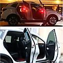 tanie Nowoczesne oświetlenie-2szt Noc LED Light Czerwony Nagły wypadek / Bezpieczeństwo / Automatyczny przełącznik Lampka drzwi / Dekoracja samochodu / Żarówki Samochodowe LED