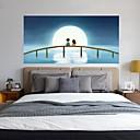 ieftine Acțibilde de Perete-Autocolante de Perete Decorative - 3D Acțibilduri de Perete Abstract / Peisaj Sufragerie / Dormitor