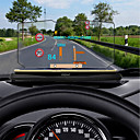 preiswerte Bluetooth Auto Kit/Freisprechanlage-Ziqiao Universal Auto gps Hud Head Up Display Halter für Auto Display km / h mph