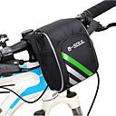 رخيصةأون سيقان و قضبان-حقيبة المقود للدراجة 6 بوصة ركوب الدراجة إلى أخضر أسود