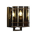 cheap Party Headpieces-QIHengZhaoMing Crystal / Eye Protection LED / Modern / Contemporary Wall Lamps & Sconces Living Room / Study Room / Office Metal Wall