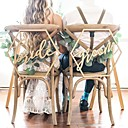 cheap Cake Toppers-Wedding Wooden Wedding Decorations Garden Theme / Classic Theme All Seasons