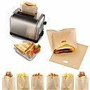 preiswerte Plätzchen-Werkzeuge-Backwerkzeuge Textil Multi-Funktion / Hitzebeständig Brot Besondere Utensilien 2pcs