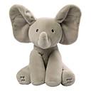 Χαμηλού Κόστους Animale de Pluș-Baby Animated Flappy Ελέφαντας Animale de Pluș Τραγούδι Lovely Κοριτσίστικα Παιχνίδια Δώρο