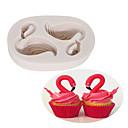 hesapli Kek Kalıpları-Bakeware araçları Silikon Çok-fonksiyonlu / 3D / Yaratıcı Mutfak Gadget Pişirme Kaplar İçin Pasta Kalıpları 1pc