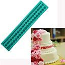 tanie Kawa i herbata-Narzędzia do pieczenia Żel silikonowy Wielofunkcyjny / 3D / majsterkowanie Tort Foremki do ciasta 1 szt.
