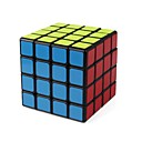 cheap Rubik's Cubes-Rubik's Cube 1 PCS MoYu D0913 Rainbow Cube 4*4*4 Smooth Speed Cube Magic Cube Puzzle Cube Glossy Fashion Toy Unisex Boys' Girls' Gift