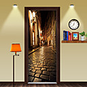 cheap Wall Stickers-Wall Decal Decorative Wall Stickers - 3D Wall Stickers Scenic 3D Re-Positionable Removable