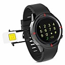 cheap Smartwatches-Smartwatch GW12 for iOS / Android Bluetooth / Water Resistant / Touch Sensor / Pedometers / APP Control Pulse Tracker / Pedometer / Call Reminder / Activity Tracker / Sleep Tracker / Finger sensor