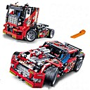 cheap Models & Model Kits-Building Blocks Military Blocks 608 pcs Vehicles Soldier Exquisite Truck Race Car Boys' Girls' Toy Gift