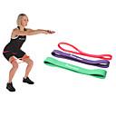 preiswerte Pilates-KYLINSPORT Fitness-Dehnbänder Mit 1 pcs Gummi Sportliches Training Krafttraining, Klimmzug, Physiotherapie Zum Yoga / Pilates / Fitness Unisex Heim / B¨¹ro