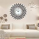 رخيصةأون ساعات جدران عصرية-الحديثة / المعاصرة الحديد مستطيل داخلي,AA ساعة الحائط