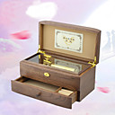 cheap Music Boxes-Rich Long Music Box Music Valentine's Day Castle in the Sky Spirited Away Fairy Tale All Gift