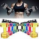 "cheap Fitness Gear & Accessories-Kettle / Dumbbells / Drinking Water Bottles With 1 pcs 11"" (28 cm) Diameter Plastics / BPA free Personalized, 2.2L, Creative For Exercise & Fitness / Gym Unisex"