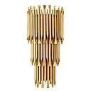 preiswerte Modische Uhren-QIHengZhaoMing Wandlampen Wohnzimmer / Studierzimmer / Büro Metall Wandleuchte IP20 110-120V / 220-240V 5W