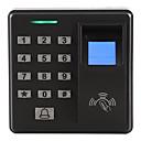 preiswerte Zutrittskontroll- und Zeiterfassungssysteme-M-F100 Zutrittskontroll-Tastatur Fingerabdruck / Passwort / ID Karte B¨¹ro / Fabrik