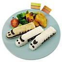 tanie Przybory kuchenne i gadżety-1 szt. Narzędzia kuchenne Tworzywa sztuczne Artystyczny / Kreatywny gadżet kuchenny / Nowość Forma DIY Dla Rice