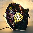 tanie Lampy stołowe-Tradycyjny / Klasyczny Dekoracyjna Lampa stołowa Na Szkło 220-240V