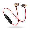 tanie USB-Douszny / Słuchawka douszna Bluetooth 4.1 Słuchawki Magnetostatyczne Metalowa obudowa Sport i fitness Słuchawka Zestaw słuchawkowy