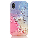 cheap Cell Phone Cases & Screen Protectors-Case For Apple iPhone X iPhone 8 Pattern Back Cover Marble Hard PC for iPhone X iPhone 8 Plus iPhone 8 iPhone 7 Plus iPhone 7 iPhone 6s