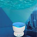 رخيصةأون تيليسكوب و منظار-إضاءةLED / مصباح ضوئي رومانسية التوتر والقلق الإغاثة قذيفة البلاستيك هدية