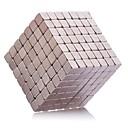preiswerte Magnetspielsachen-216 pcs 4mm Magnetspielsachen Magnetische Bauklötze Bausteine Superstarke Magnete aus seltenem Erdmetall Neodym - Magnet Stress und Angst Relief Büro Schreibtisch Spielzeug Heimwerken Erwachsene