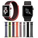 hesapli Smartwatch Bantları-Watch Band için Apple Watch Serisi 5/4/3/2/1 Apple Modern Toka Naylon Bilek Askısı