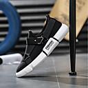tanie Adidasy męskie-Męskie Komfortowe buty Dzianina Wiosna Mokasyny i buty wsuwane Czarny