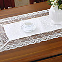 halpa Pöytätabletit-Nykyaikainen 100g / m2 Polyesteri Kudottu Stretch Neliö Table Cloths Patterned Pöytäkoristeet 1 pcs
